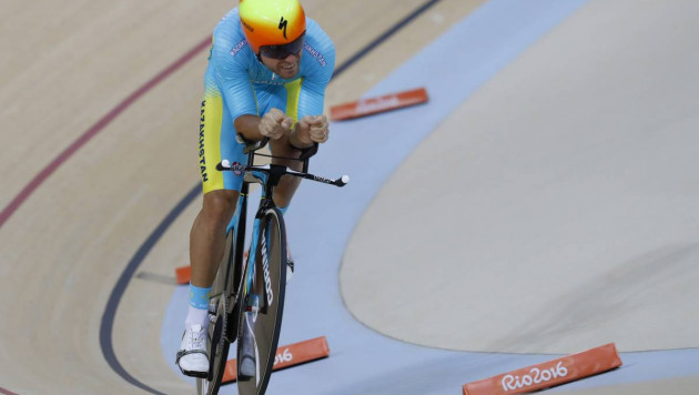 Лидер сборной Казахстана по велотреку рассказал о зарплатах в своем виде спорта и стоимости рекорда