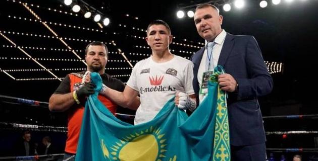 Ашкеев получил бой против победившего экс-соперника Головкина боксера в карде Ислама