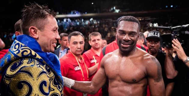 Роллс после нокаута от Головкина узнал дату следующего боя и захотел стать чемпионом мира