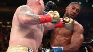 Рой Джонс проанализировал поражение Джошуа и посоветовал избегать реванша с Руисом