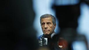 Главный тренер сборной Уругвая вошел в историю мирового футбола