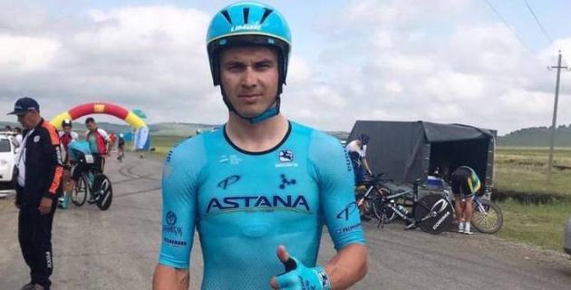 Луценко выиграл индивидуальную гонку на Спартакиаде в Боровом