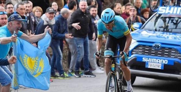 "35 побед за полгода. Каким был старт сезона для велокоманды ""Астана"""