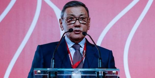 Узбекистанцу Рахимову запретили возвращаться на пост президента AIBA без переизбрания