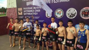 Павлодар присоединился к фестивалю боевых искусств