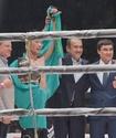 Казахстанец Рахмонов нокаутировал бразильца в первом раунде и защитил титул чемпиона M-1 Challenge