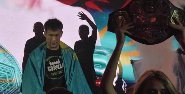Казахстанец Шавкат Рахмонов рассказал о сроках дебютного боя в UFC