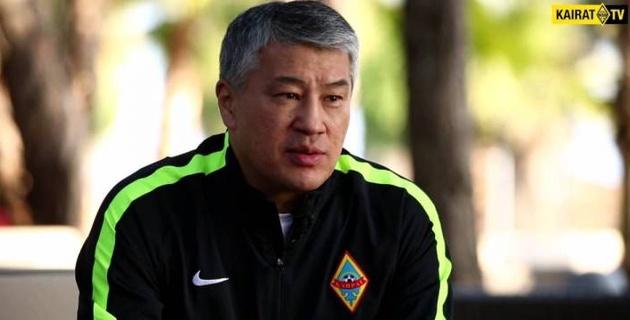 """Боранбаев готов отправить """"Кайрат"""" в РПЛ и выдвинул условия"""