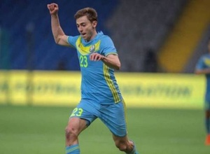 Защитник сборной Казахстана обратился к фанатам бельгийского клуба на казахском языке