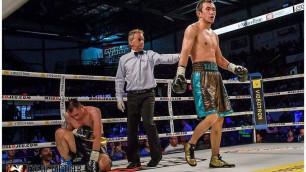 Один точный удар, или как казахстанский боксер нокаутировал небитого венгра и выиграл десятый бой в профи