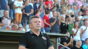 Клуб казахстанского тренера одержал победу и сохранил лидерство в чемпионате Литвы