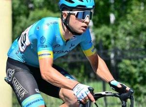 Алексей Луценко выиграл третью гонку подряд на летней Спартакиаде по велоспорту
