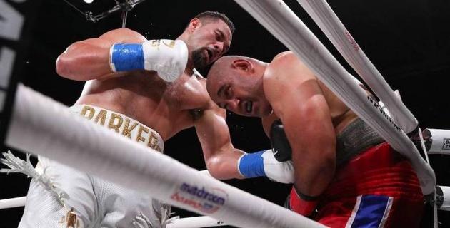 Бывший чемпион WBO досрочно победил экс-соперника Владимира Кличко