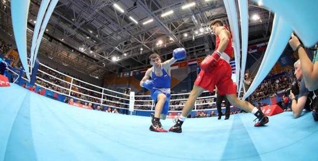 Стали известны все победители и призеры Европейских игр по боксу