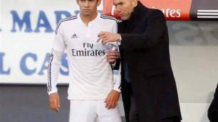 Сын Зидана остался без клуба
