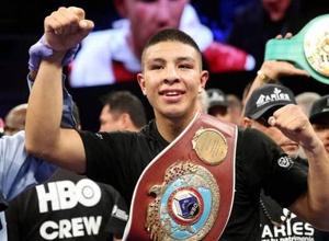 Чемпион мира из Мексики с 26 нокаутами вызвался на бой с Головкиным в октябре