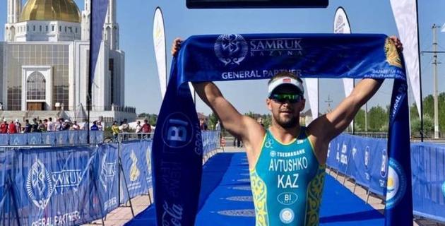 В Акмолинской области пройдет чемпионат Казахстана по триатлону
