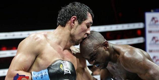 Обладатель трех титулов из Казахстана приблизился к ТОП-5 рейтинга WBA