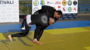 Костанай стал очередным местом проведения национального фестиваля боевых искусств