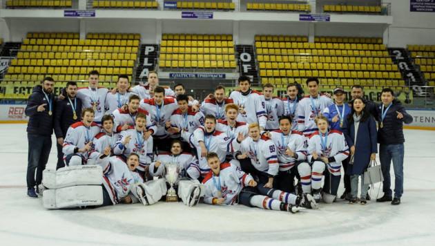 В чемпионате Казахстана по хоккею появился новый клуб