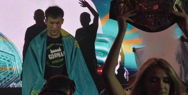 """""""Готов к UFC"""". Экс-чемпион ONE оценил победу нокаутом от обладателя титула М-1 из Казахстана"""