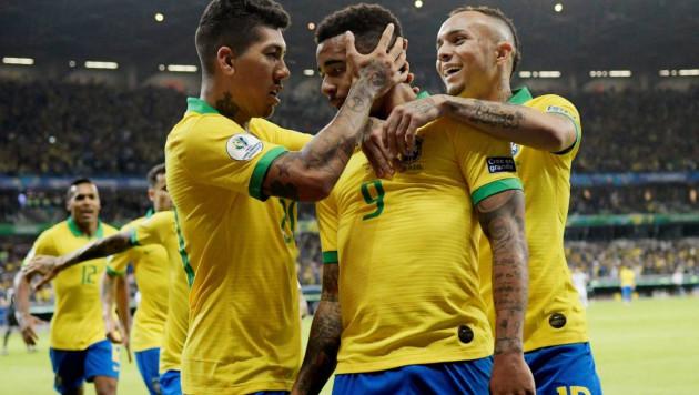 Бразилия обыграла Аргентину с Месси и вышла в финал Кубка Америки