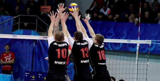 Действующий чемпион Казахстана по волейболу прекратил существование