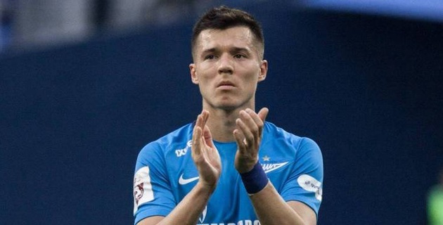 "Форвард ""Зенита"" стал одноклубником казахстанца Бахтиярова"