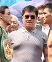 Чемпион мира по версии WBC прошел взвешивание перед боем в Нур-Султане