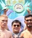 Участники андеркарта вечера бокса в Нур-Султане прошли официальное взвешивание