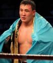 Казахстанский супертяж досрочно победил нокаутировавшего Майка Тайсона британца