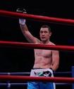 Казахстанец Арман Рысбек нокаутировал украинца в первом раунде на вечере бокса в Алматы