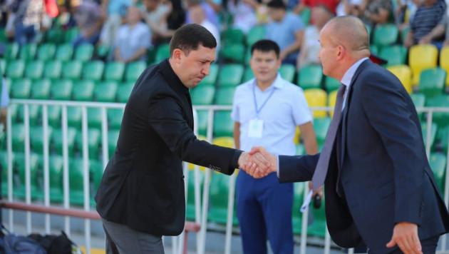"""""""Сегодня был беспредел"""". Газзаев жестко раскритиковал судейство после поражения """"Тобола"""" от """"Астаны"""""""