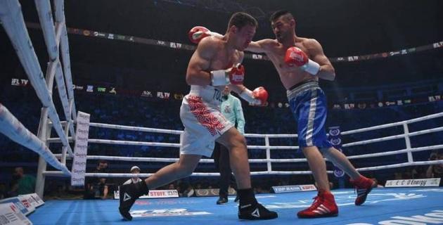 Чемпион Казахстана-2017 впервые в профи выиграл не нокаутом