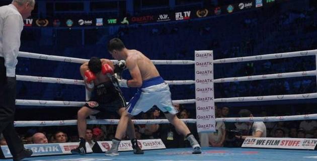 Видео нокаута, или как Жанкош Тураров завоевал титул от WBO