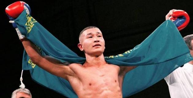 Видео нокаута в первом раунде от казахстанца в бою против боксера с 24 победами