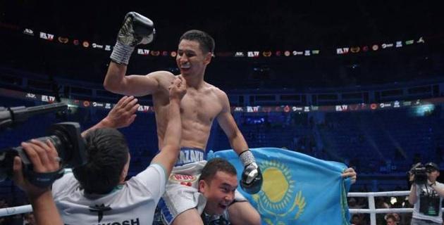 """Может пошуметь в дивизионе"". Эксперт ESPN оценил нокаут Турарова в бою за титул от WBO"