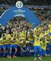 Бразилия впервые за последние 12 лет выиграла Кубок Америки