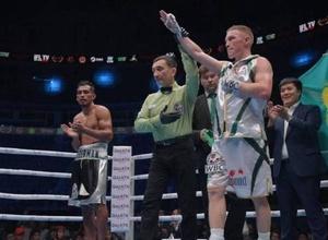 Победа в бою за титул от WBC помогла казахстанцу взлететь в мировом рейтинге