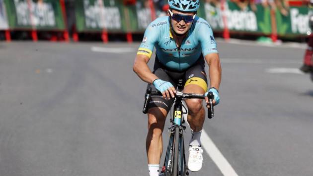 """Луценко сохранил лучшую позицию среди гонщиков """"Астаны"""" после пятого этапа """"Тур де Франс"""""""