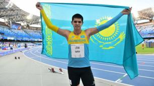 Казахстан завоевал шестую медаль на летней Универсиаде-2019