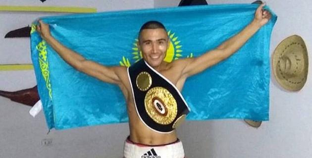Профессионального боксера из Казахстана задержали по подозрению в убийстве