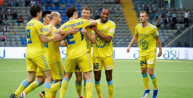 Казахстан улучшил положение в рейтинге сезона еврокубков