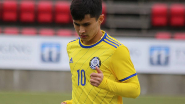 Игрок молодежной сборной Казахстана Бахтияров заявлен как россиянин на сезон РПЛ
