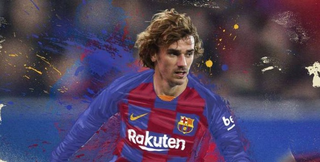 """Барселона"" объявила о трансфере Гризманна за 120 миллионов евро"
