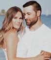 """Канадский новичок из НХЛ женился на дизайнере перед дебютом за """"Барыс"""""""