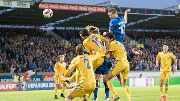 Исландия использовала наши комбинации с аутами на Евро-2016 - экс-аналитик сборной Казахстана