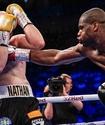 Бой непобежденных боксеров за титул в супертяжелом весе завершился нокаутом