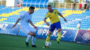 Озвучена сумма трансфера форварда из второй лиги Болгарии в казахстанский клуб