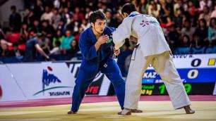 Казахстанец Елдос Сметов вошел в ТОП-5 лучших дзюдоистов мира